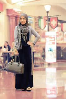 Model Baju Kerja Wanita Muslimah 2016