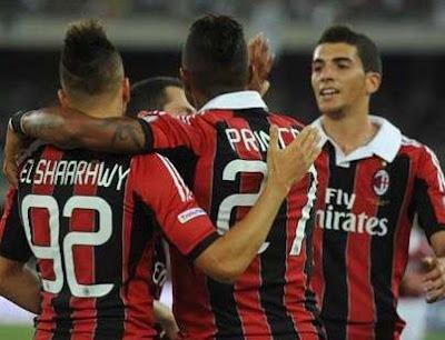 Schalke 04-Milan streaming
