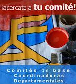 COMITES DE BASE, COORDINADORAS Y DEPARTAMENTALES (CLICK EN IMAGEN)
