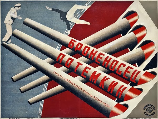 battleship potemkin as propaganda essay Abstractthe study compares the german film triumph of the will (1935) with the russian film battleship potemkin (1925) to evaluate the use of film form as a propaganda tool by two authoritarian regimes of the second world between the two world wars.