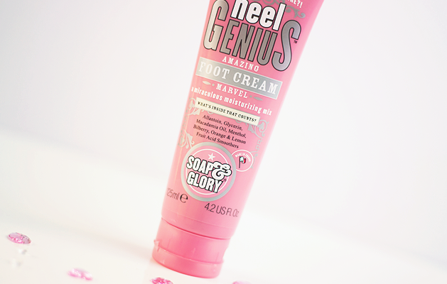 Soap and Glory, Heel Genius, Soap and Glory Heel Genius