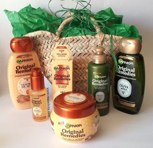 Original Remedies, la nueva gama de productos capilares de Garnier, ofrece remedios eficaces para conseguir un cabello naturalmente bonito.