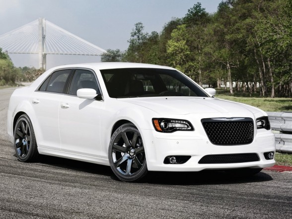 Brilliant Daily Car Pictures 2012 Chrysler 300 SRT8