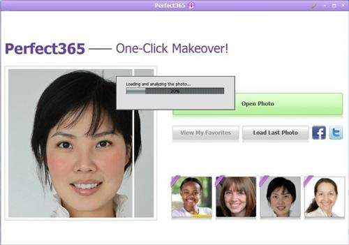 Make up lại ảnh chân dung với Perfect365 cực đơn giản