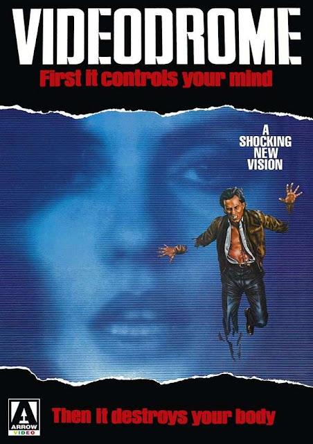 Videodrome Blu-ray