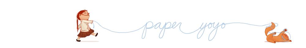 Paper Yo-Yo