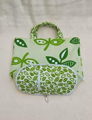 Оригинальная складная сумочка.  Foldable bag