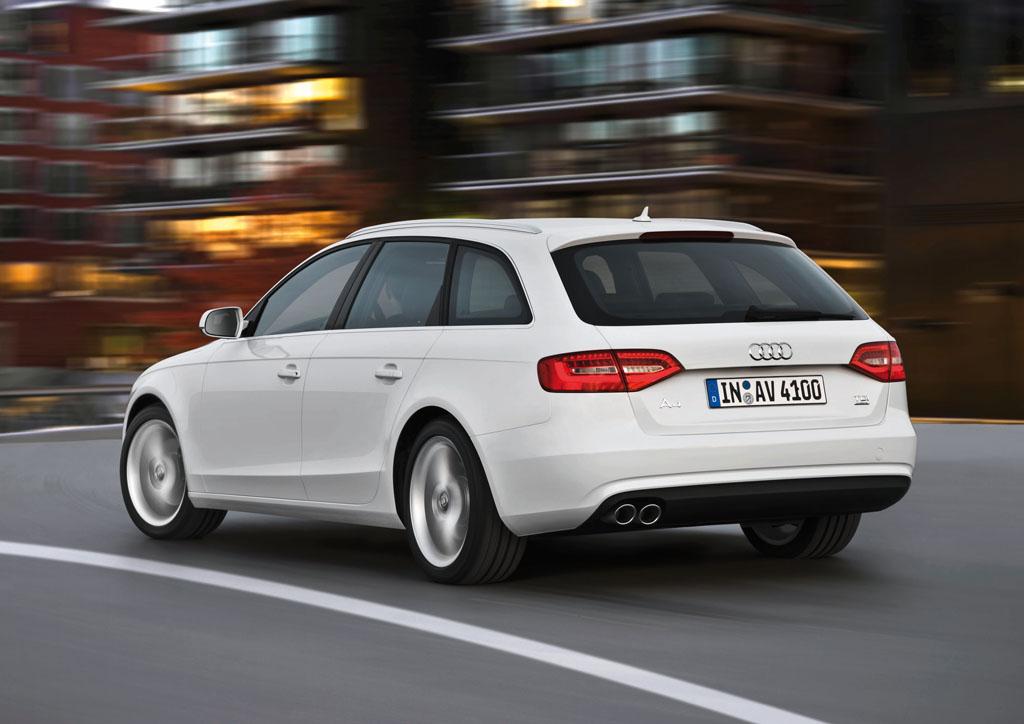 Audi A4 Avant S Line 2011 Modifizierte Autogalerie