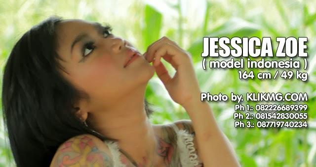 """klikmg.com - ratuayu.com - blog.klikmg.com [rias pengantin , fotografer & video shooting Purwokerto] ::  Cantiknya Jessy/ Jessica Zoe - Model Indonesia/ Model Purwokerto/ Model Banyumas bertalenta bagus dengan wajah yang ayu dan mempesona pada Slide Show berbalut musik Instrumental """"First Rain"""" ini benar-benar indah dinikmati kita bersama. Silahkan nikmati videonya dibawah ini."""