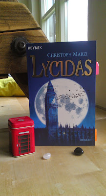 Lycidas von Christoph Marzi, London