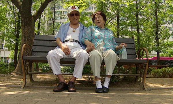 pasangan korea terpisah