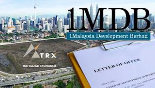 Surat pelantikan pemaju TRX, Bandar Malaysia, palsu