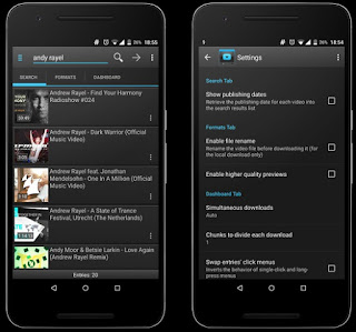 Youtube Downloader Untuk Phone Android
