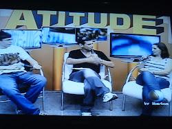 Entrevista ao vivo pela Tv libertas
