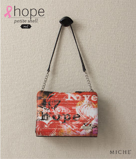 Hope (Red) Miche Petite Shell