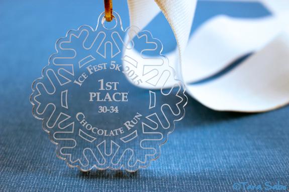 Ice Fest 5K, Chocolate Run, Running