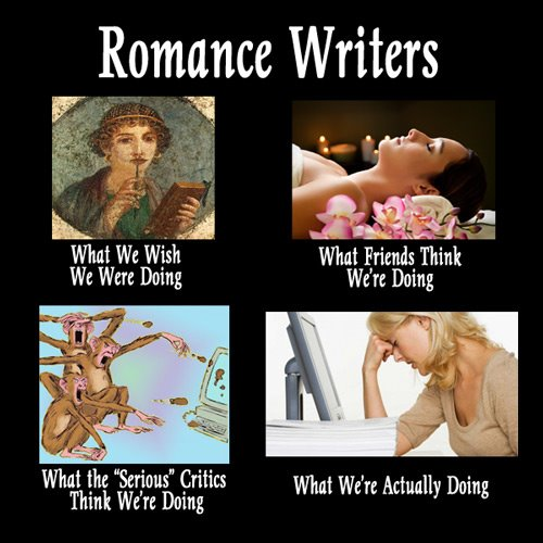 Erotic romance writers
