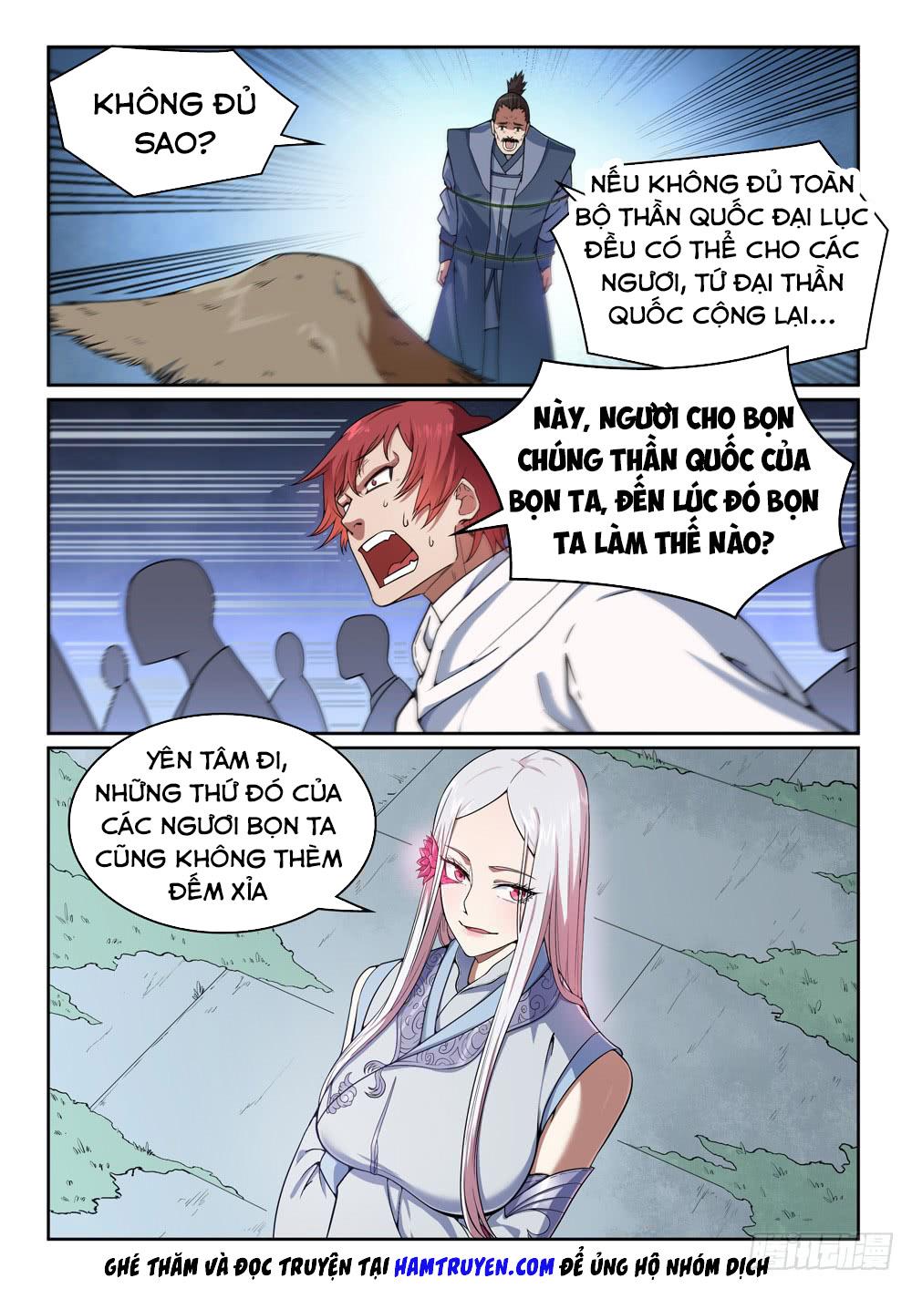 Bách Luyện Thành Thần chap 442 - Trang 8