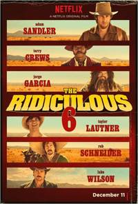 Download The Ridiculous 6  HD Dublado