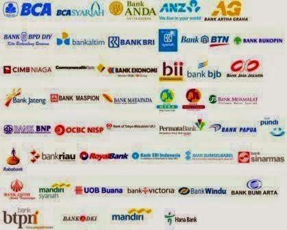 Daftar Kumpulan Kode Bank di Indonesia Terbaru 2015