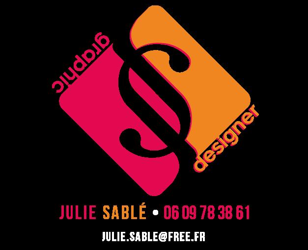 Julie Sablé Graphiste Designer