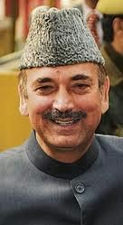 Ghulam Nabi Azad, Union Minister for Health and Family Welfare