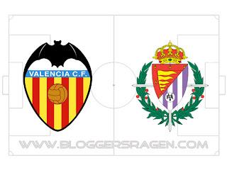 Prediksi Pertandingan Valencia vs Real Valladolid