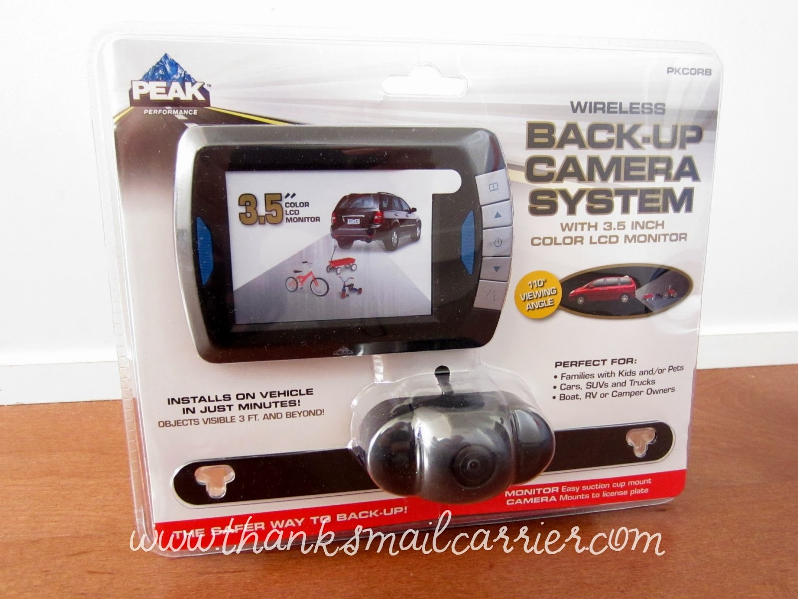 car back-up camera