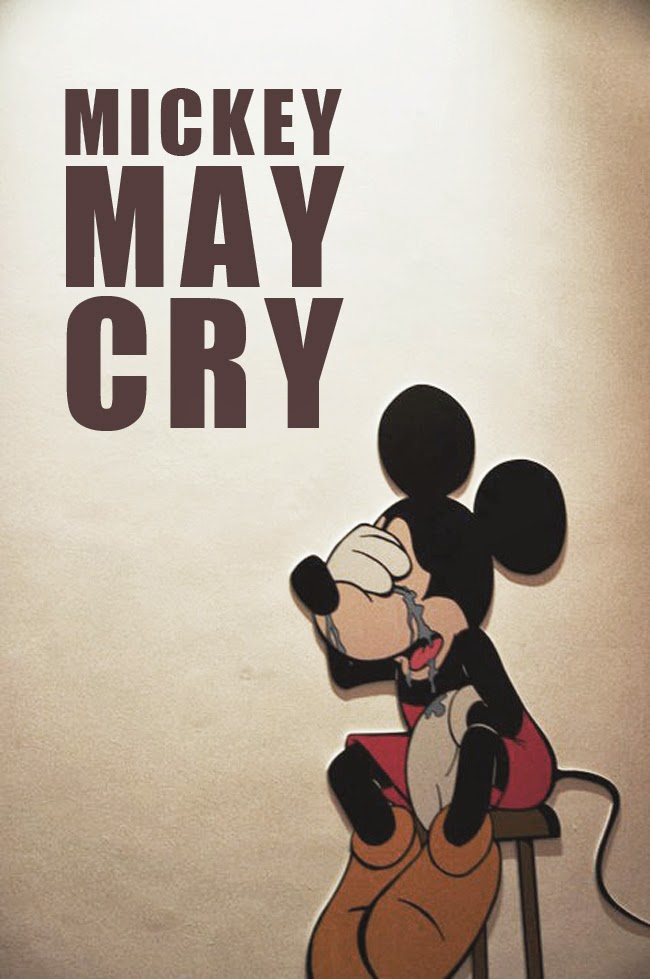 mickey mouse may cry cover