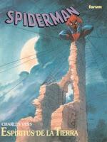 Imagen Spiderman-Espiritus de la Tierra