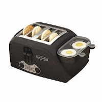 Back to Basics 4 Slice Egg Toaster