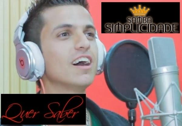 Musica Samba Simplicidade - Quer Saber (2013)