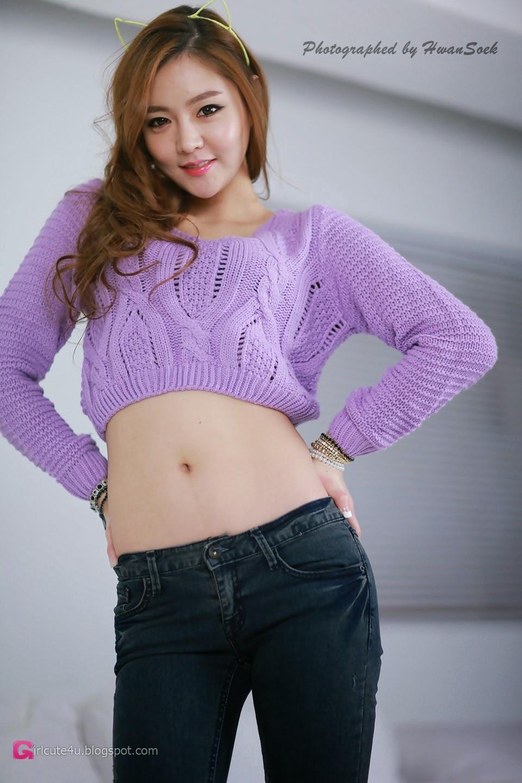3 Yu Jin - very cute asian girl-girlcute4u.blogspot.com