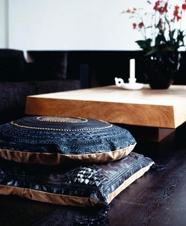 Floor Pillows Big Lots : Bohemian Pages: Bohemian Pillows