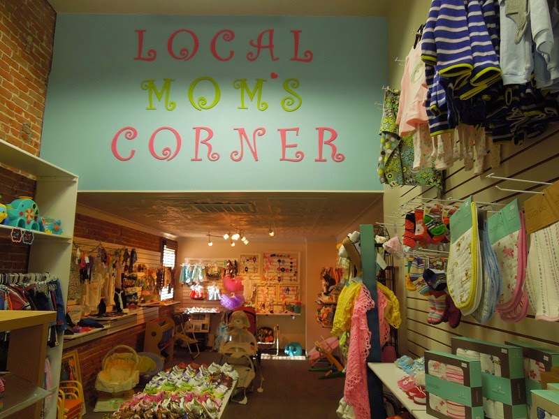 Mom's Corner at Baby's Babble, Paso Robles
