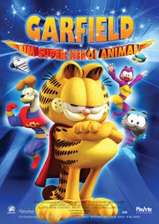 Garfield – Um Super-Herói Animal Dublado