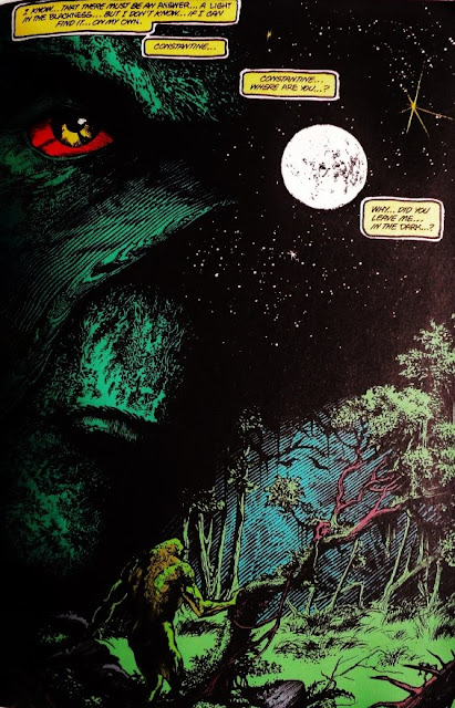 Swamp Thing # 43, 44 45 - Moore, Bissette, Woch Totleben