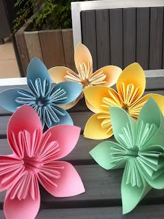Cómo aprender a hacer flores de papel