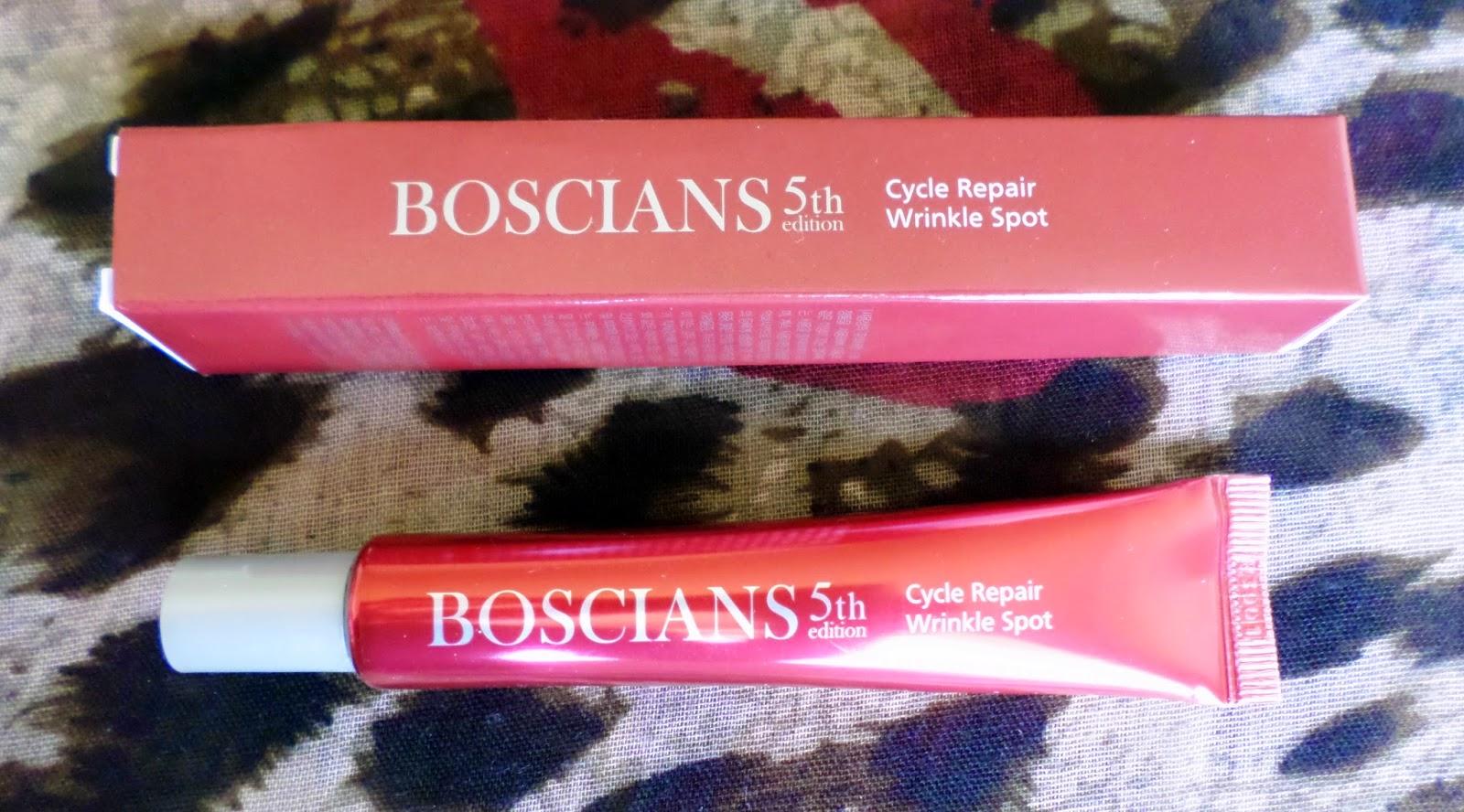 Boscians Cycle Repair Wrinkle Spot 15ml