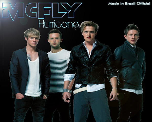 McFLY Hurricane Brazil Official