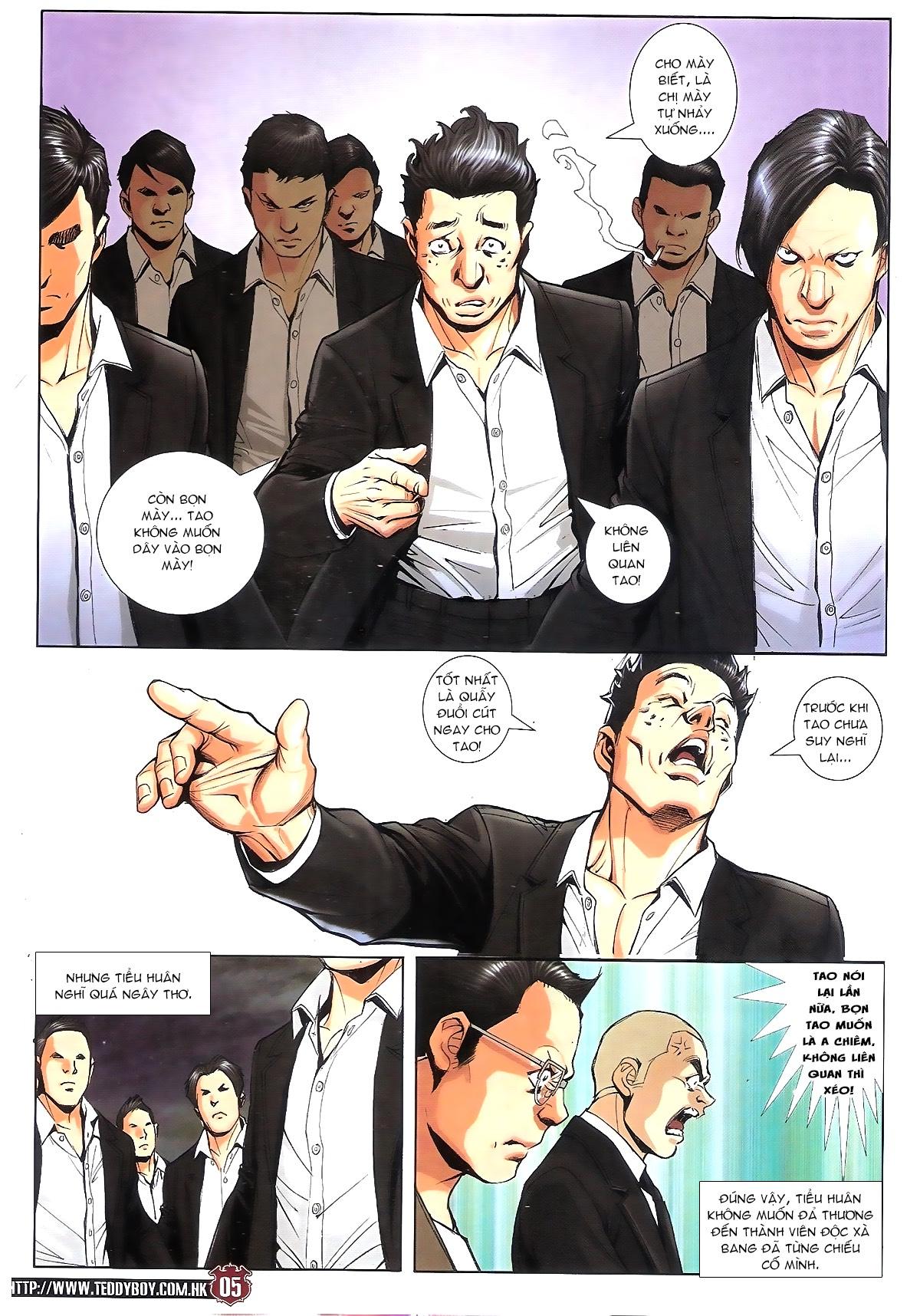 NGƯỜI TRONG GIANG HỒ trang 4