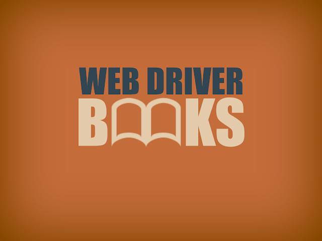 Selenium Webdriver Books