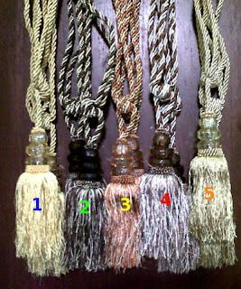 Tassel (Simbory) Kristal 1