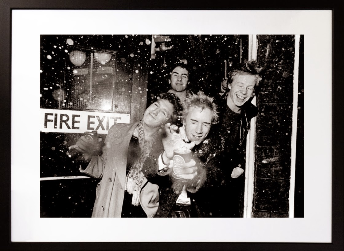 The Photography of Punk. The Sex Pistols. London. Peter Vernon