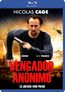 El Vengador Anonimo (2011) Dvdrip Latino [Accion] 