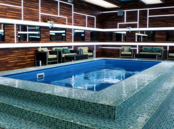 Big Brother Canada 2 Swimming Pool