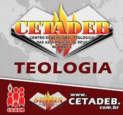 Estude teologia com o CETADEB