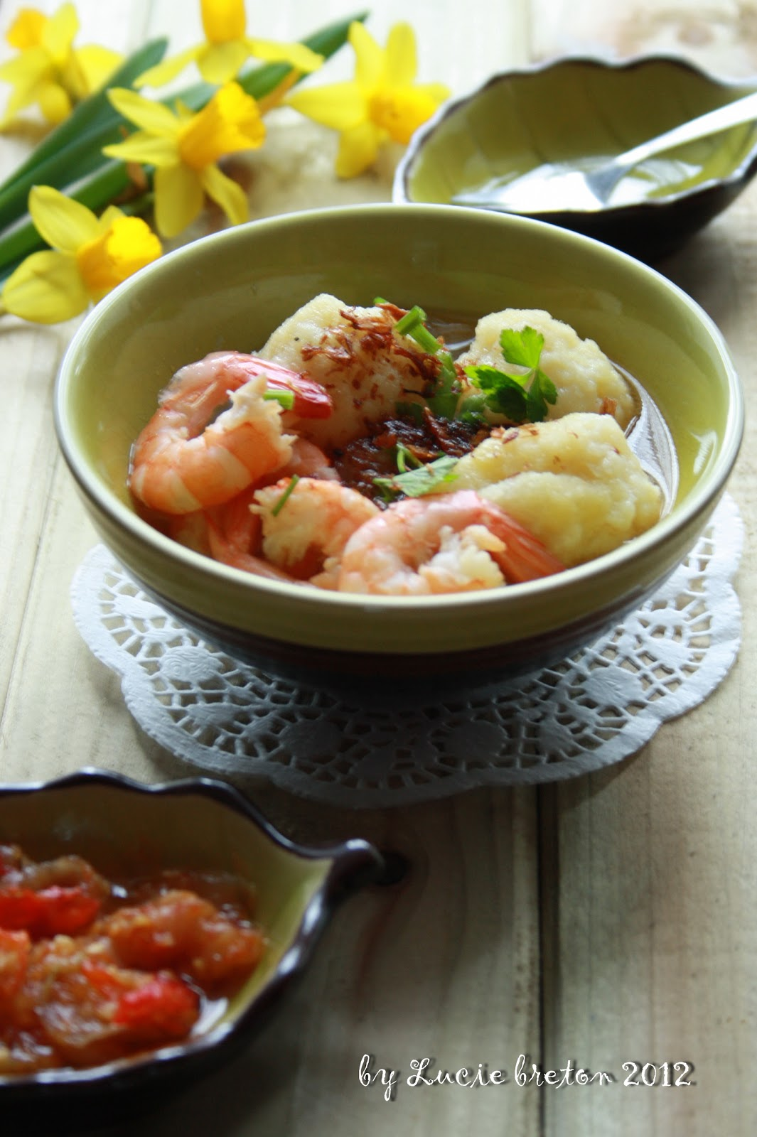 Allez cuisine luciebreton for Allez cuisine indosiar