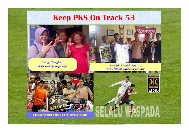 Keep PKS on Track 53