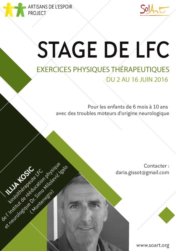 Stage de LFC